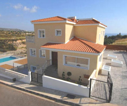 long term rental paphos cyprus